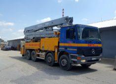 Mercedes pumpa 36m