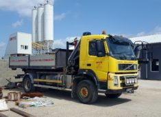 Volvo hydraulická ruka
